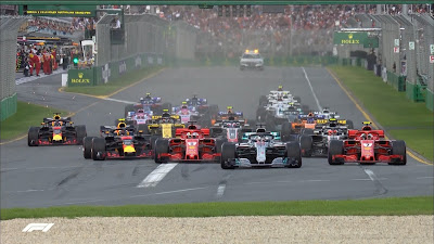 Australian GP results