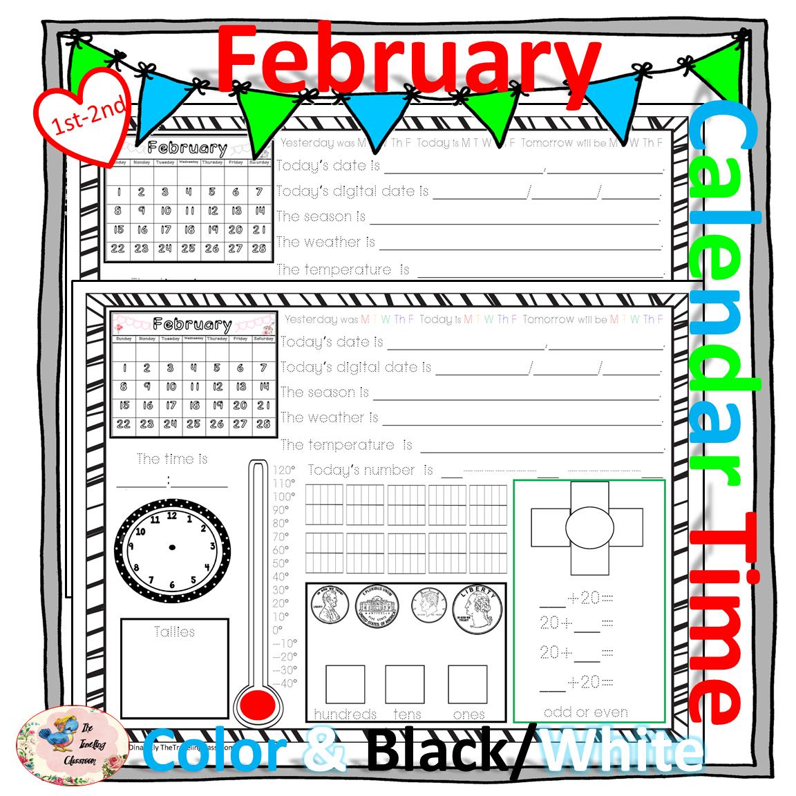 The Traveling Classroom New February Mega Bundle Giveaway