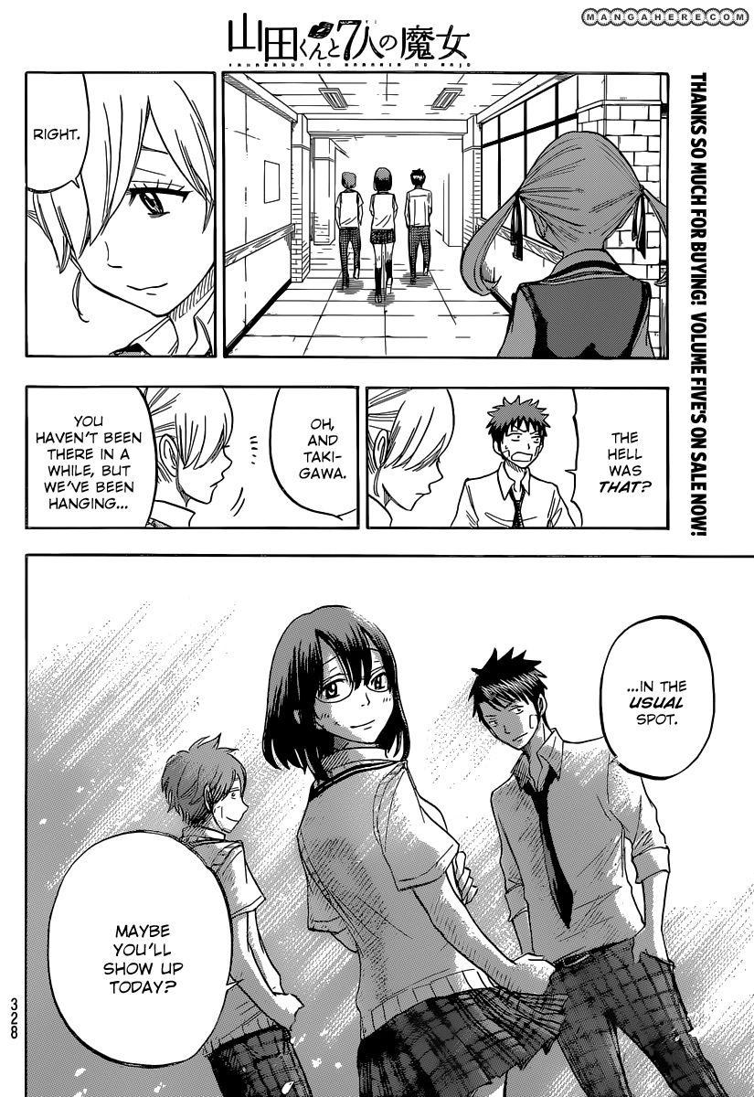 Yamada-kun to 7-nin no Majo 51