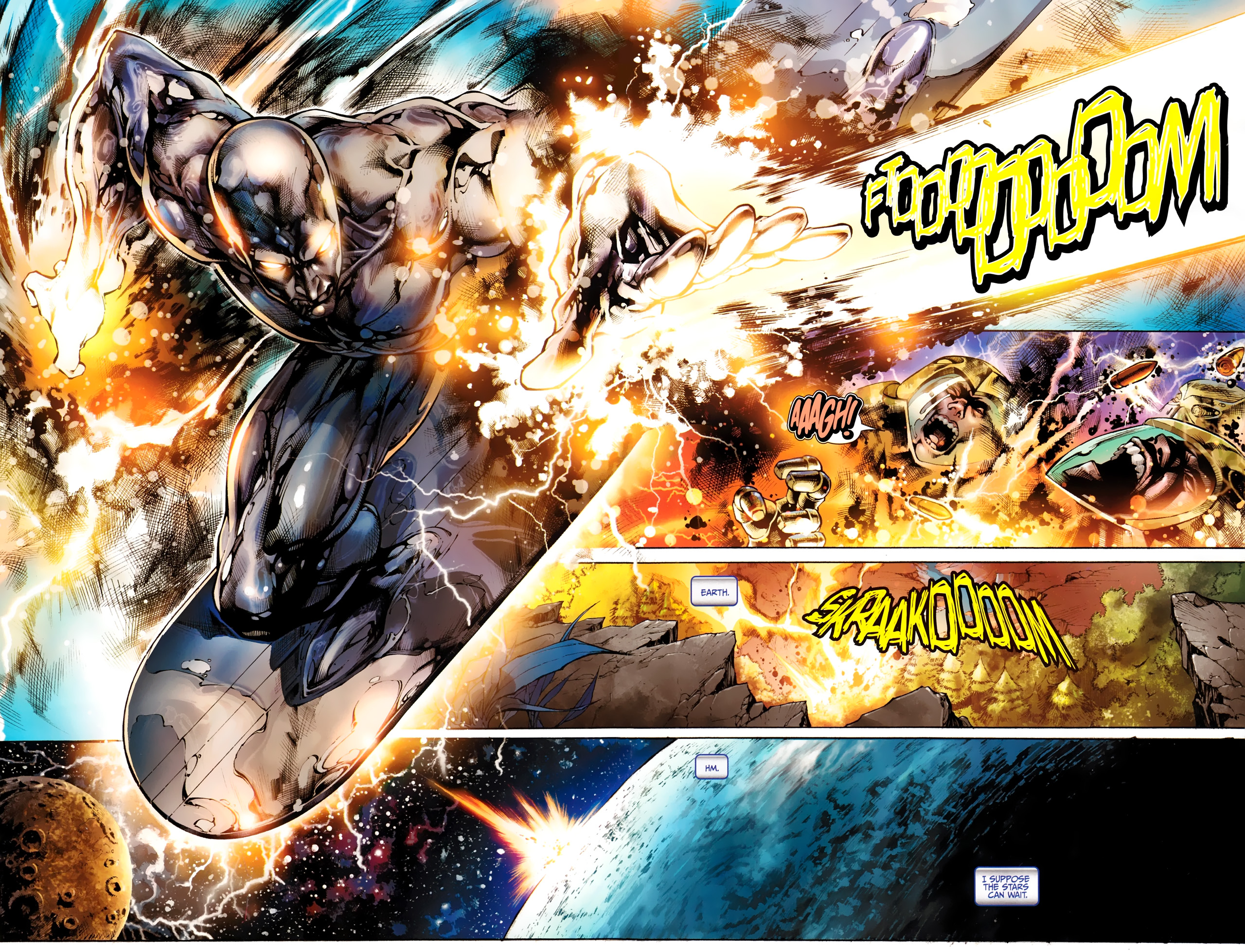 Read online Silver Surfer (2011) comic -  Issue #1 - 11