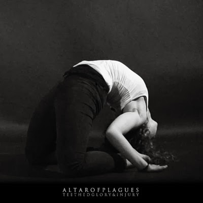 The 10 Best Album Cover Artworks of 2013: 10. Altar of Plagues - Teethed Glory and Injury