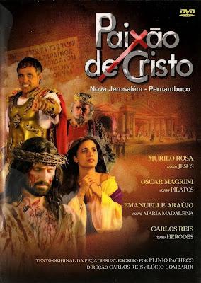 Paixão de Cristo de Nova Jerusalém - DVDRip Nacional