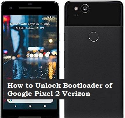 How To Unlock Bootloader On Google Pixel 2 Pixel 2 2 XL
