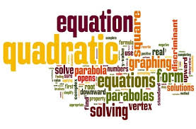 QUADRATIC EQUATION MATERIAL 1