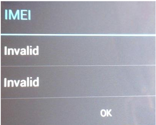 Cara Memperbaiki IMEI Null dan Invalid