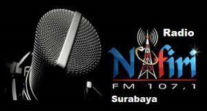 Streaming Nafiri FM 107.1 Surabaya