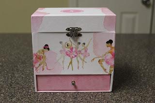 Jewelry Music Box 1