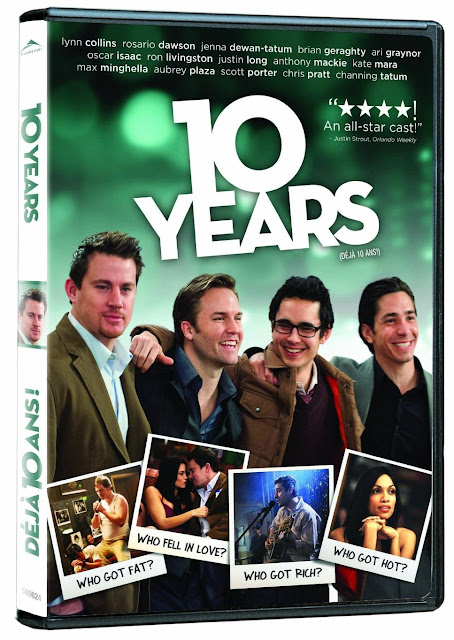 10 Years DVDR NTSC Español Latino Menú Full 2011