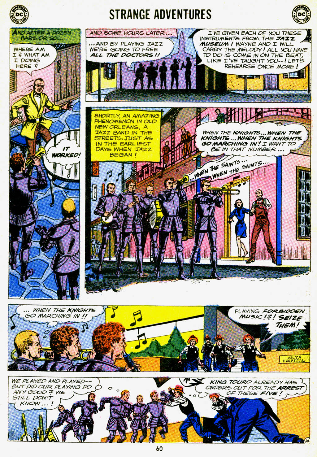 Strange Adventures (1950) issue 227 - Page 61