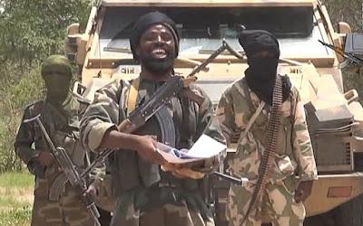 Boko Haram finally speak on abducted 110 Dapchi schoolgirls