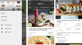5 Aplikasi Android Penyedia Voucher Diskon Terbaik
