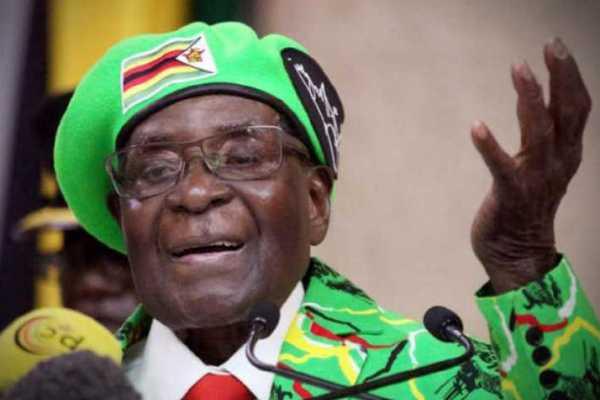 Teori Konspirasi Robert Mugabe