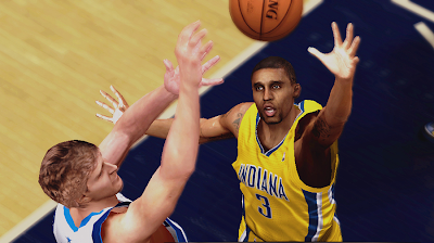 NBA 2K14 George Hill Cyberface Patch