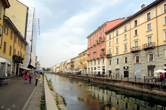 grand canal milan