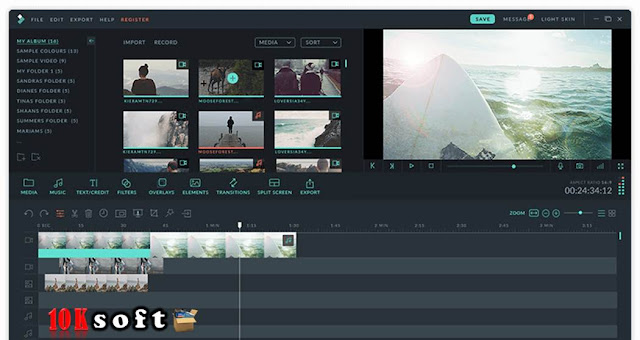 Wondershare Filmora 8 Complete Effect Packs Direct Download Link