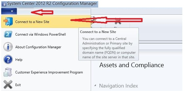 SCCM 2012: Overview of sccm 2012 console