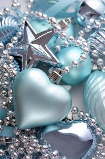 Украшение новогодней елки - праздник в пастельных тонах