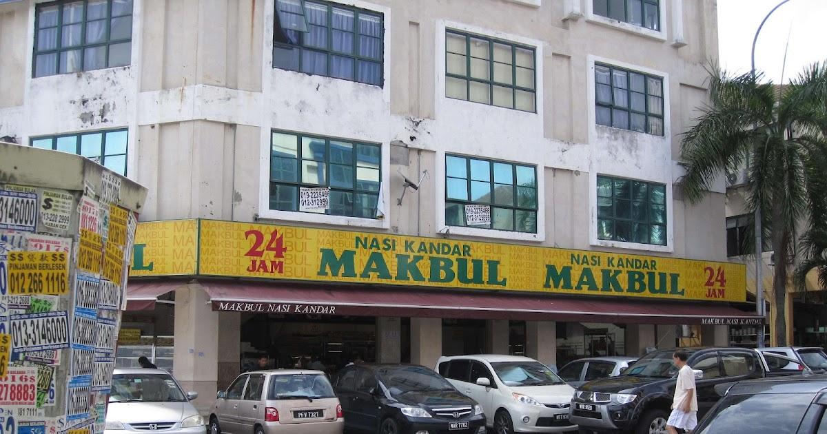 Nava-k: Restaurant Makbul Nasi Kandar