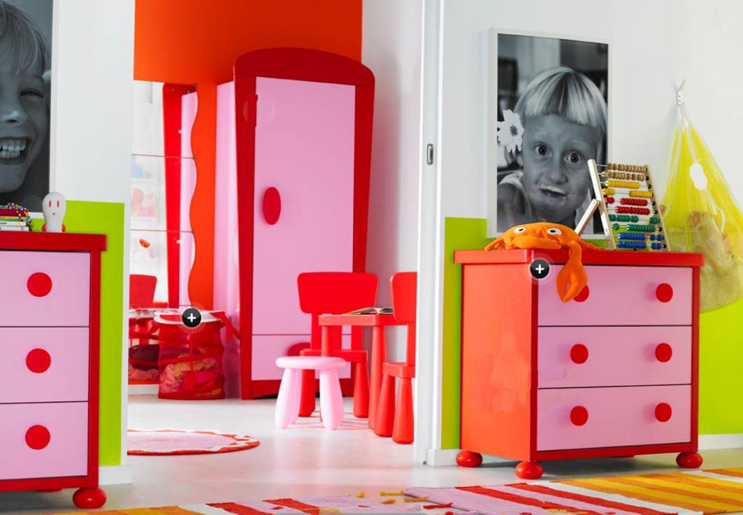 Quartos crian a ikea e moviflor decora o e ideias - Ikea para bebes ...