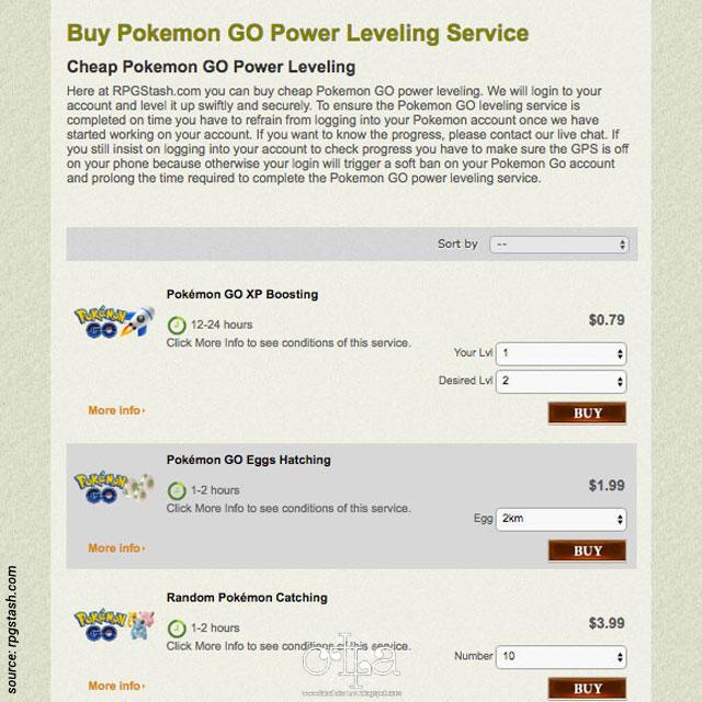 Demam Pokemon Go