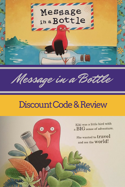 Message in a Bottle - Discount Code and Review