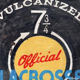 Lacrosse Art Idea | Lacrosse Decor | Lacrosse Painting | Lacrosse Print