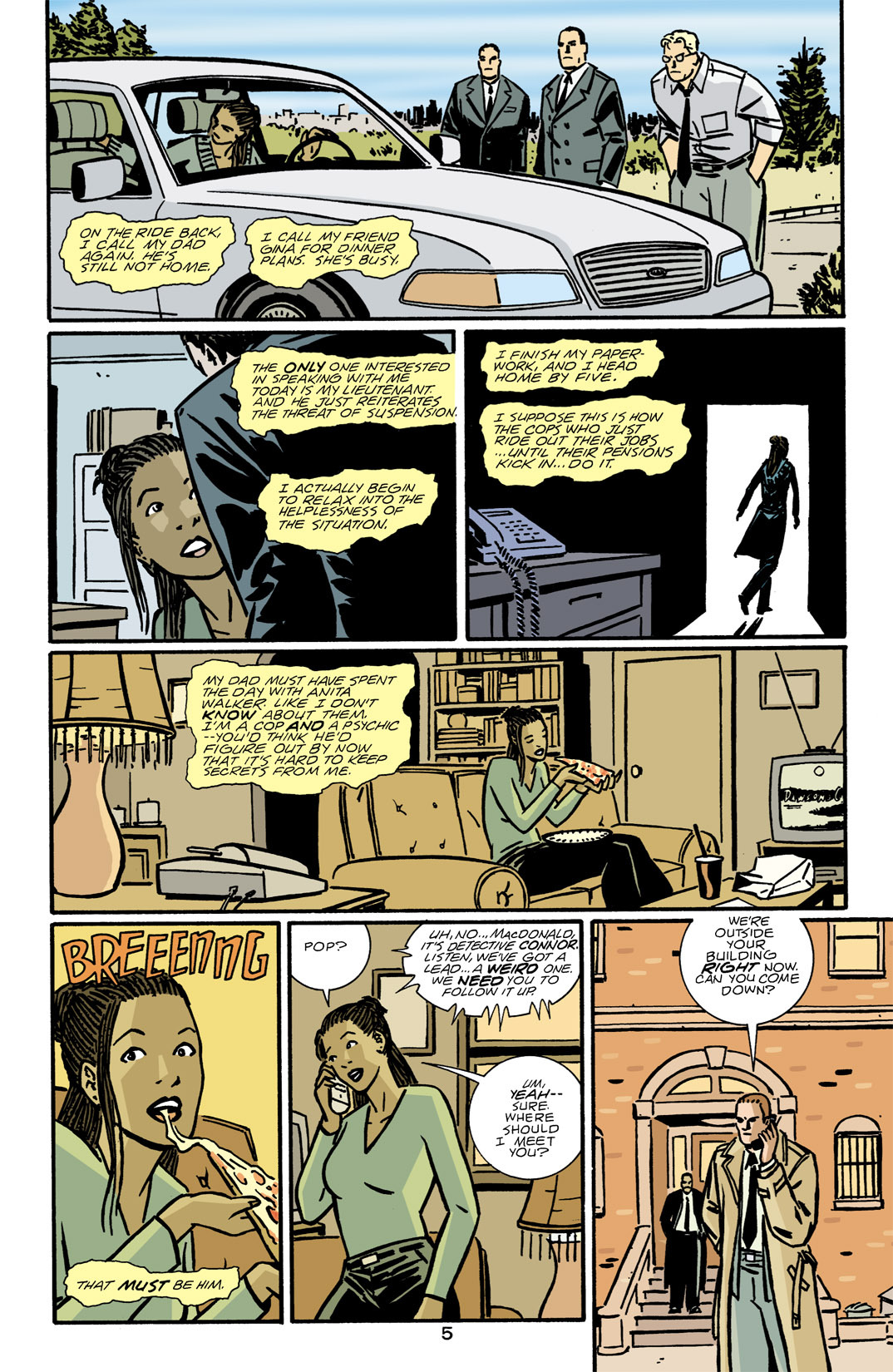 Detective Comics (1937) 769 Page 27