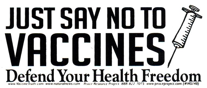 Risultati immagini per no vax