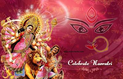 मुबारक हो आपको नवरात्री का त्योहार!