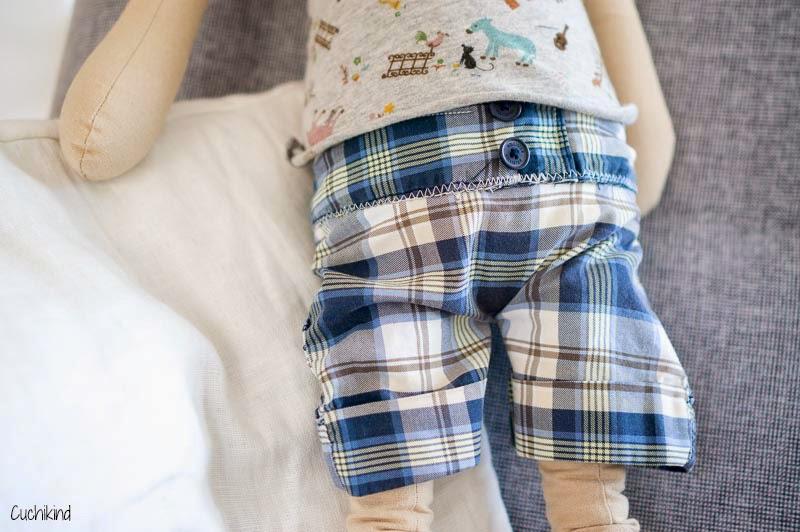 Shorts umnähen