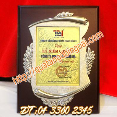 Cung cấp biểu trưng đồng, kỷ niệm chương gỗ đồng,bảng vinh danh đại lý,bằng khen chứng nhận