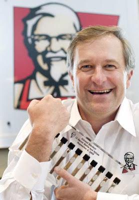 Bagaimana Resepi Rahsia KFC Disimpan?