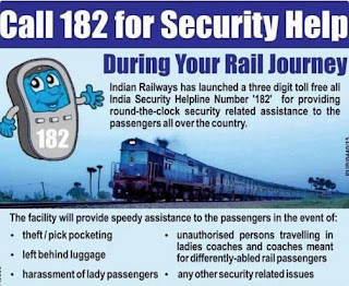 IRCTC Helpline Number