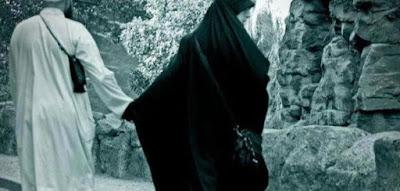 Haram Istri Meminta Cerai