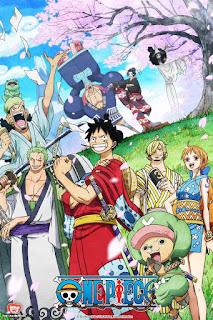 تقرير أنمي ون بيس One Piece