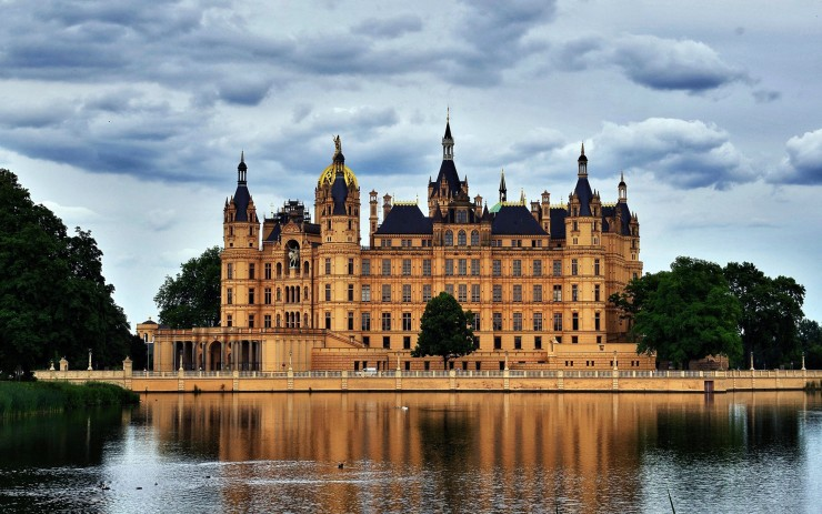 Top 10 Wonderful German Castles - Schwerin Palace