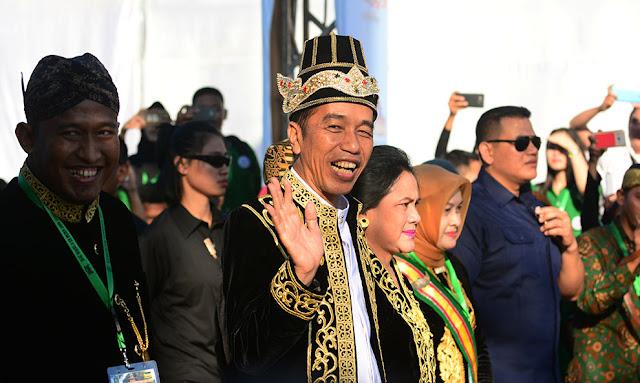 PDIP: Presiden Jokowi Tidak Punya Wajah Otoriter dan Menekan Hukum