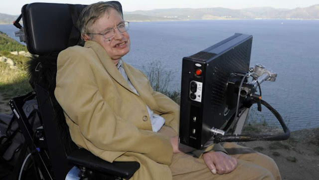 Stephen Hawking... L' exception !