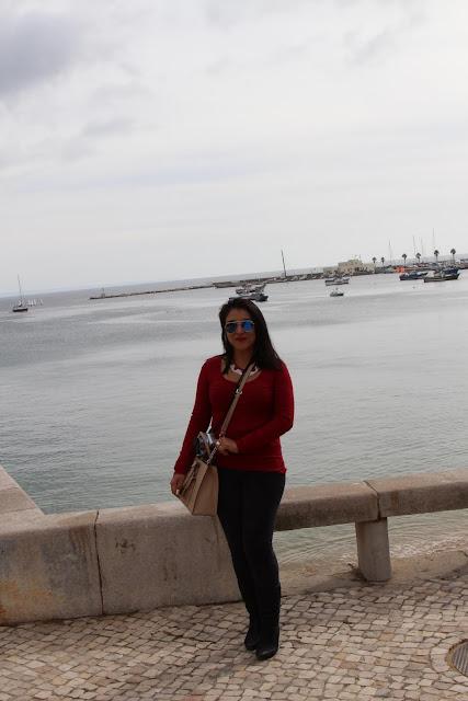 Diário de Viagem: Cascais, litoral de Portugal