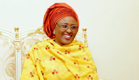 Wife Of Nigerian President, Aisha Buhari Is 45 Today