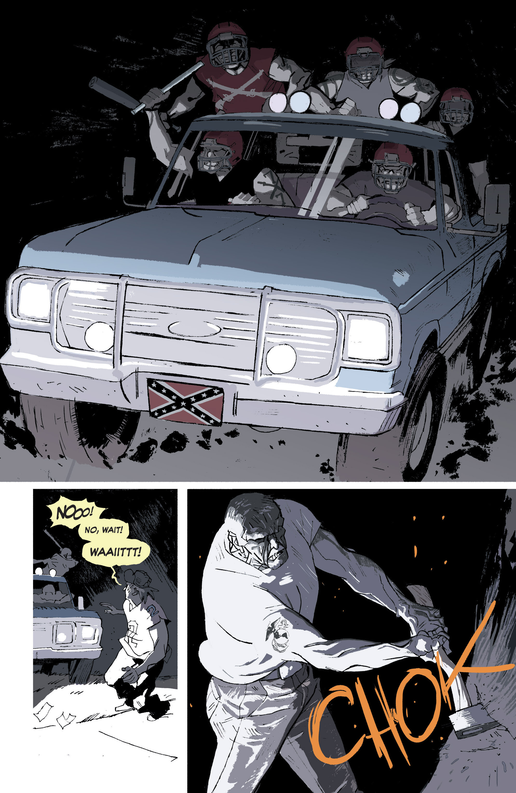 Read online Southern Bastards comic -  Issue #1 - 25