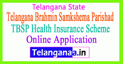 TBSP Health Insurance Scheme Online Application