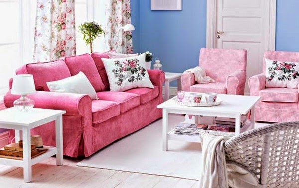 Decorating with Pink Seat | Decorationable