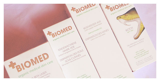 Biomed Skincare Organics