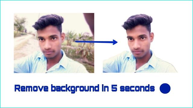 कमाल की online tool photo background remove करें सिर्फ 5 seconds में।