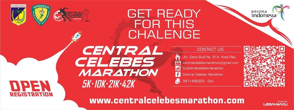 Central Celebes Marathon • 2018