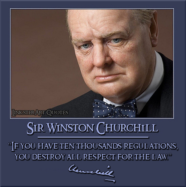 Winston Churchill Quotes Beginning Of The End: Signs Of The Times: 12/31/16