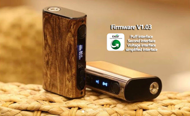 Softwares for iStick Power