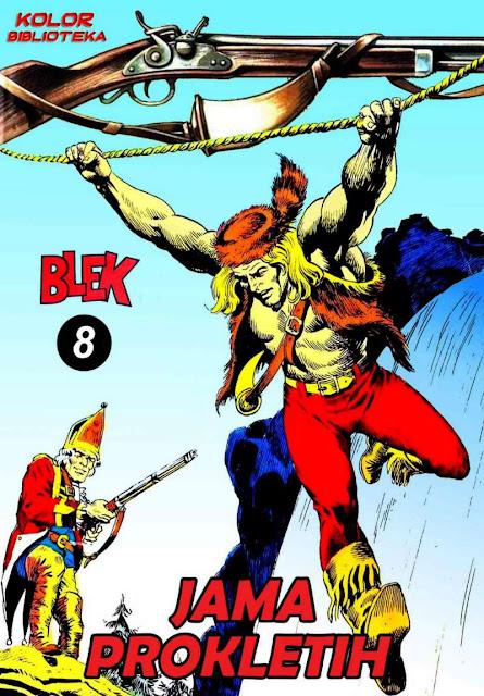 Jama Prokletih - Kolor Biblioteka 8 - Veliki Blek