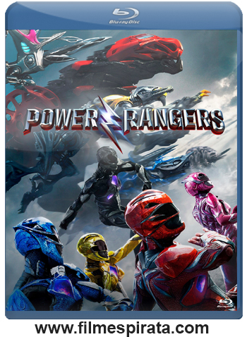 Power Rangers Torrent – BluRay Rip 720p e 1080p Dublado (2017)
